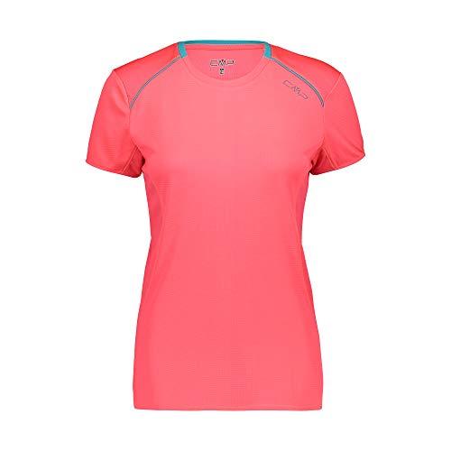 CMP Damen T-Shirt Gloss, D44, 3C89976T