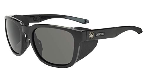 Dragon Dr Excursion X Ll Gafas de sol, BLACK, 57mm, 20mm, 145mm para Hombre