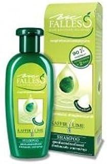 Falless Hair Reviving Shampoo - Fullness & Strong formula (For highly damaged hair) 180 ml. by Falless