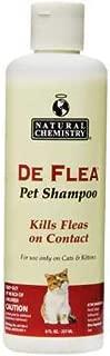 NATXZ De Flea Ready to Use Flea Shampoo for Cats & Kittens 8oz