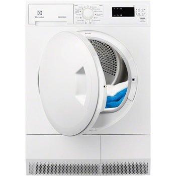Electrolux EDH3684PDE Libera installazione Carica frontale 8kg A+ Bianco