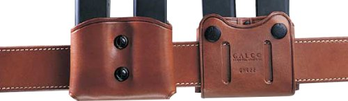 Great Price! Galco DMC Double Mag Carrier for 9mm.40.357 Sig Staggered Metal and Polymer Magazines (...