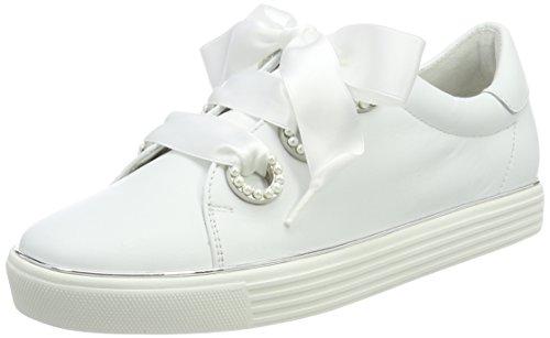Kennel und Schmenger Damen Town Low-top Sneaker, Weiß (Bianco/Pearl Sohle Weiß), 40 EU (6.5 UK)
