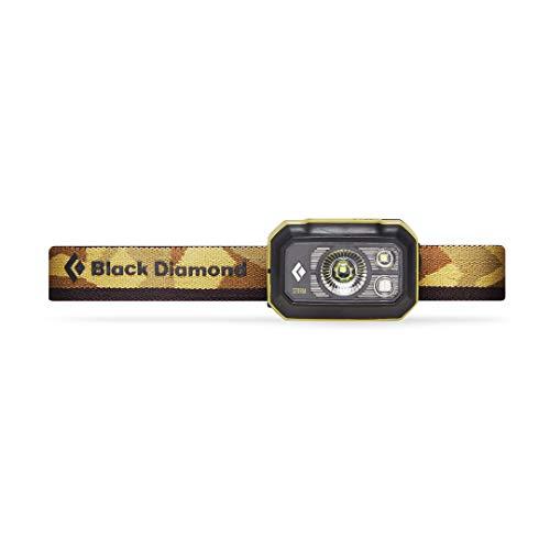 Black Diamond Storm 375 Lampe Frontale Mixte Adulte Sand FR Unique (Taille Fabricant : One Size)