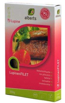 Alberts Bio Lupinen Filet (6 x 200 gr)