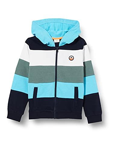 s.Oliver Junior Jungen 404.10.104.14.150.2062029 Sweatshirt, 5952, 116/122