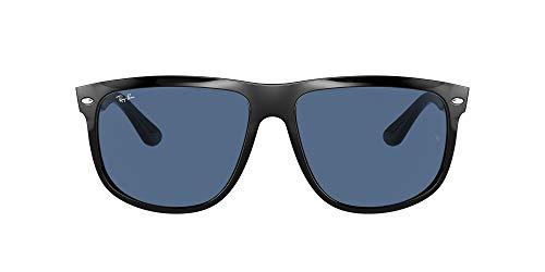 Ray-Ban 0RB4147 Gafas, Black, 56 Unisex