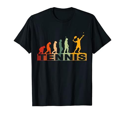 Cadeaux Vintage Evolution pour les joueurs de tennis...