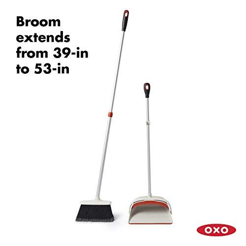 OXO Good Grips Ausziehbares Fegerset - 2