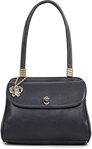 Women Handbag Navy Blue BNS 0713NBL