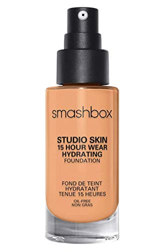 Smashbox Studio Skin 15 Hour Wear Hydrating Foundation - 3.02 Medium with Neutral Olive