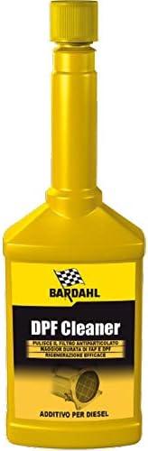 Bardahl Dpf Cleaner Addittivo Fap Pulitore Filtro Anti Particolato Diesel Gasolio Piu Pulito 250 Ml Auto