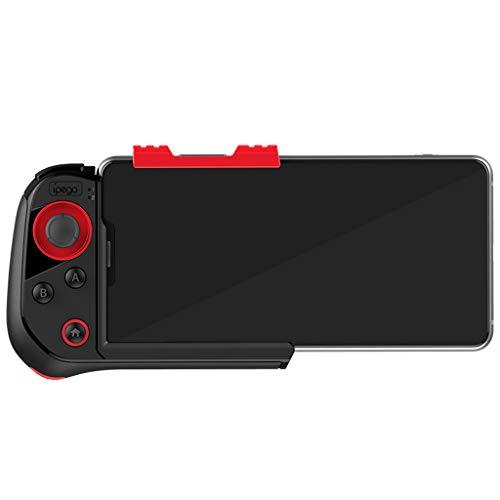 Kariwell Red Spider Controller di gioco wireless, Bluetooth Trackpad Joystick per Android Tablet PC iOS, miglior regalo per adolescenti, giovani, il tuo fidanzato