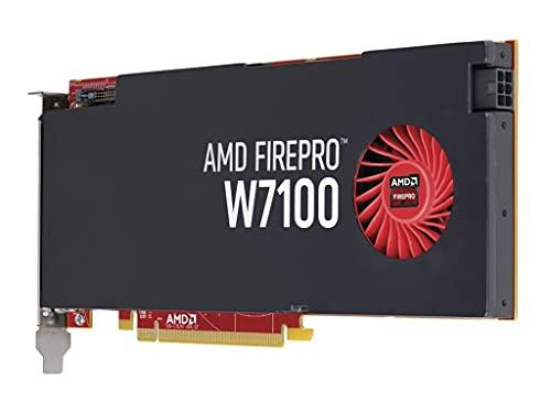 AMD FirePro W7100 PCIe 8GB 4xDP Retail