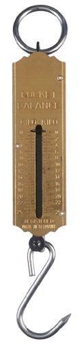 Connex COX760050 Taschenfederwaage, 50 kg