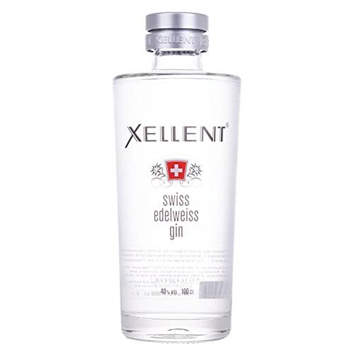 Xellent Swiss Edelweiss Gin Wodka (1 x 1 l)