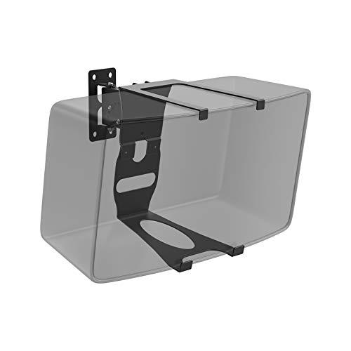 Speaker Wall Mount for Sonos Play 5 Gen 2 Multiple Adjustments Mounting Bracket for Sonos Play:5 Speaker, Black