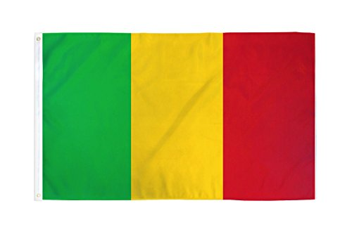 Togo Flag 3 x 5 Banner 3x5 ft Drapeau Togo AZ FLAG Togolese Flags 90 x 150 cm