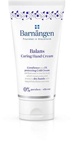Barnängen Balans, Feuchtigkeitscreme für Hände und Nägel, 75 ml