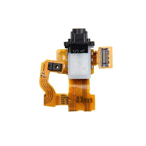 GGAOXINGGAO Pieza de Repuesto de reemplazo de teléfono móvil Auricular Jack Flex Cable para para Sony Xperia Z3 Compact / D5803 / D5833 Accesorios telefónicos