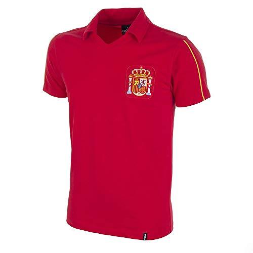 Copa Football - Camiseta Retro España años 1980 (M)