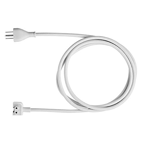 Great Power Adapter Extension Cord Wall Cord Cable, WEGWANG Cord Compatible for Apple Mac iBook MacBook Pro MacBook Power Adapters 45W, 60W, 85W MagSafe 1 or MagSafe 2 Models
