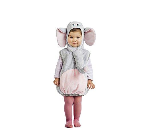 Disfraz de Elefante Peluche para bebé