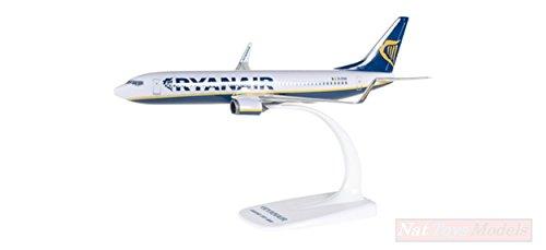 NEW HERPA HP609395 Boeing 737-800 RYANAIR 1:200 cm 19 MODELLINO DIE CAST Model