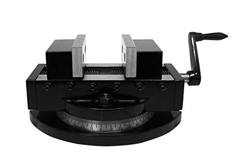 PAULIMOT Maschinen-Schraubstock 77 mm Backenbreite, selbstzentrierend