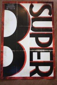 Super 8 - 13.5X20 Original Promo Movie Poster Mint 2011