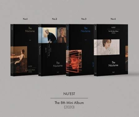 [album]The Nocturne:8th Mini Album – NU'EST[FLAC + MP3]