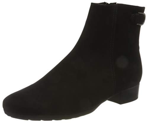 Gabor Comfort Damen 32.711.47 Stiefelette, schwarz (Micro), 42 EU
