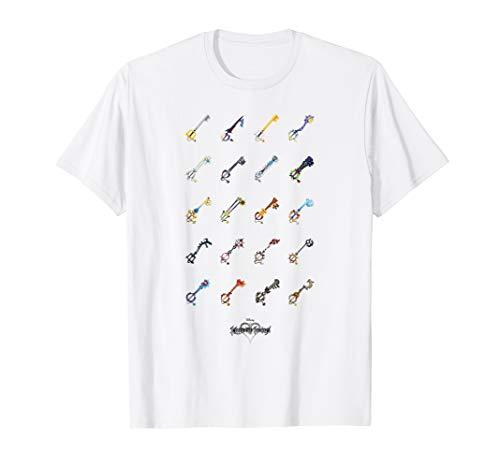 Disney Kingdom Hearts Keyblade T-Shirt