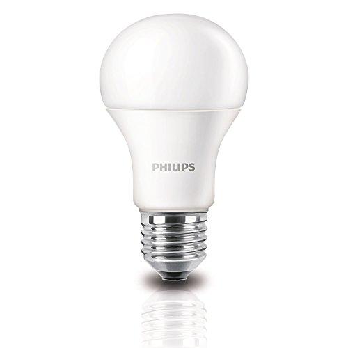 Philips 929001195641 Foco LED, Bulb A19, 9.5-75W, E27, 6500K, 100V-240V