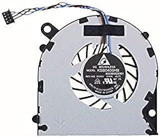 wangpeng® New Laptop CPU Cooling Fan for HP 260-G1 260-G2 P/N:795307-001 805300-001 6033B0025301 KSB0405HB-AL72