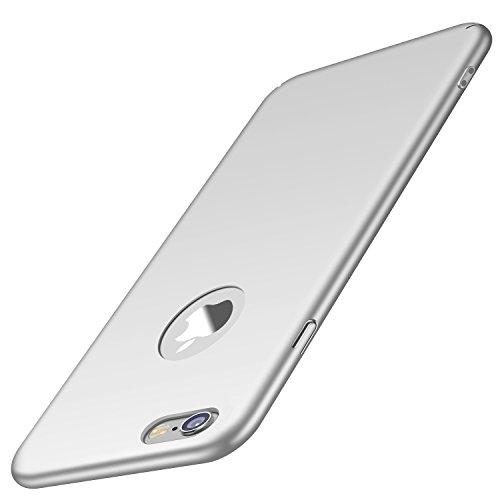 Almiao Funda iPhone 6/iPhone 6s w/ [iPhone 6/iPhone 6s Screen Protector Funda Protectora de teléfono…