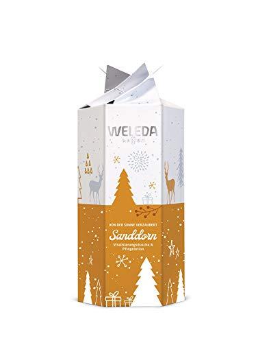 Weleda Geschenkset Sanddorn- Duschgel + Pflegelotion