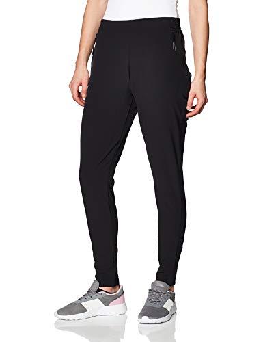 adidas Damen Woven Pant Hose, Negro/Plamat, XL