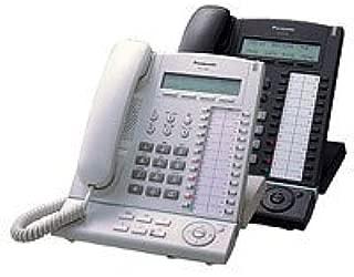 Panasonic KX-T7630 Systemtelefon Telefon Schwarz *Rechnung*