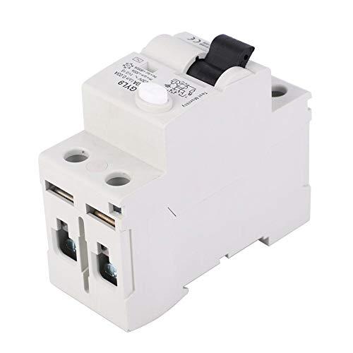 Interruptor automático Zerone, GYL9 25/40/63A 2P 230VAC