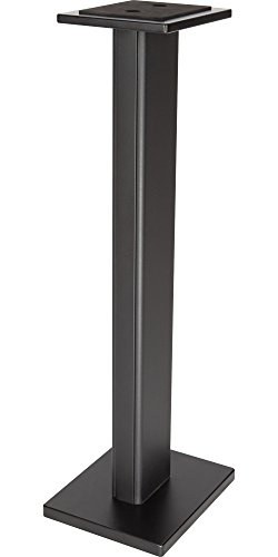 DR Pro DRPRO SMS1BK Wood Studio Monitor Stand