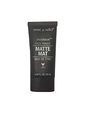 wet n wild – Perfecteur de teint Photo Focus Face Primer – Teint zéro défaut - Uniformise &...