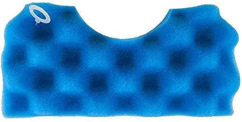DONGYAO Accesorios para aspiradoras Filtro de aire Filtro de aspiradora Filtro de algodón Robot de barrido Piezas de repuesto (Color: Azul) para aspiradora (Color: Azul)