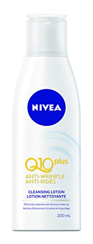 NIVEA Q10 plus Anti-Wrinkle Cleansing Lotion 200ml