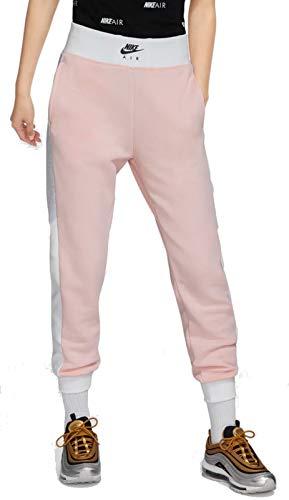 Nike Damen Bv4775 Sporthose, Echo Pink/Birch Heather/White, S