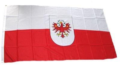 Fahne / Flagge Österreich - Tirol NEU 90 x 150 cm