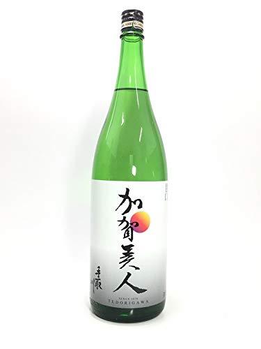 吉田酒造 五段仕込本醸造 加賀美人 1800ml