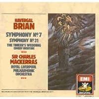 Brian;Symphonies 31 & 7