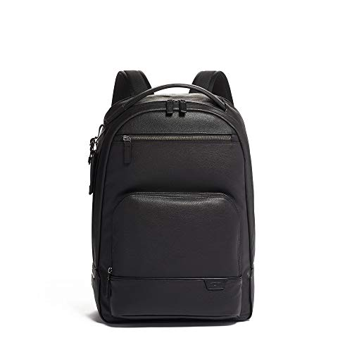 Tumi Harrison Warren Backpack Black One Size