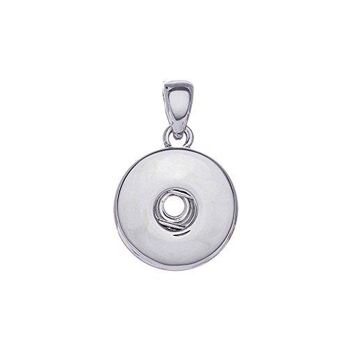 Morella Damen Click-Button Träger - Anhänger für Click-Button